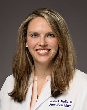 Jennifer McGlothlin, AuD - Doctor of Audiology - Elite Audiology & Hearing Care - Mt. Juliet, TN